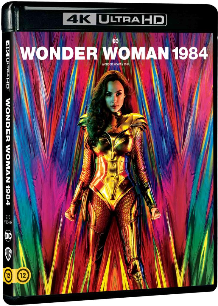 Wonder Woman 1984 (UHD+BD)