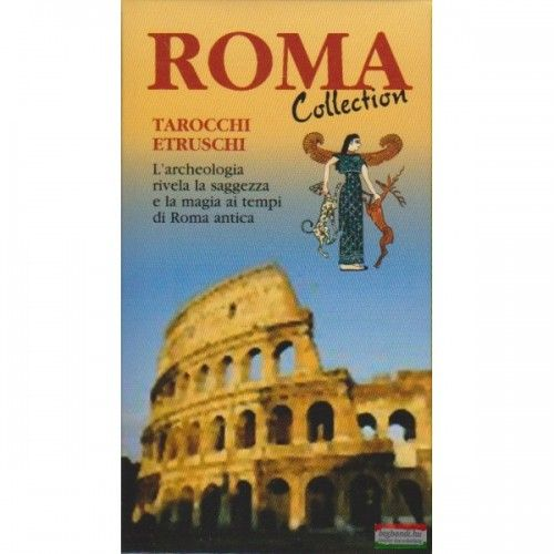 Etruscan Tarot - Roma Collection