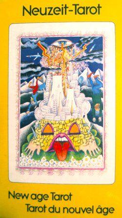 Neuzeit tarot - New Age Tarot - Tarot du Nouvel Age