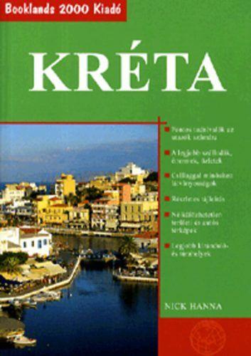 Kréta - Útikönyv