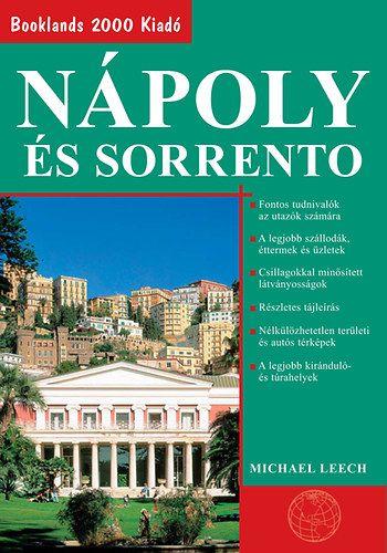 Nápoly és Sorrento - Michael Leech pdf epub