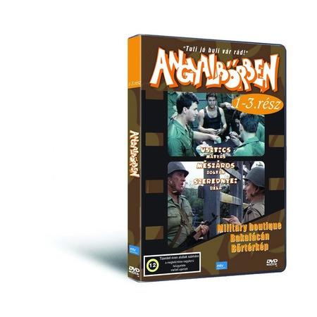 Angyalbőrben  1-3. - DVD