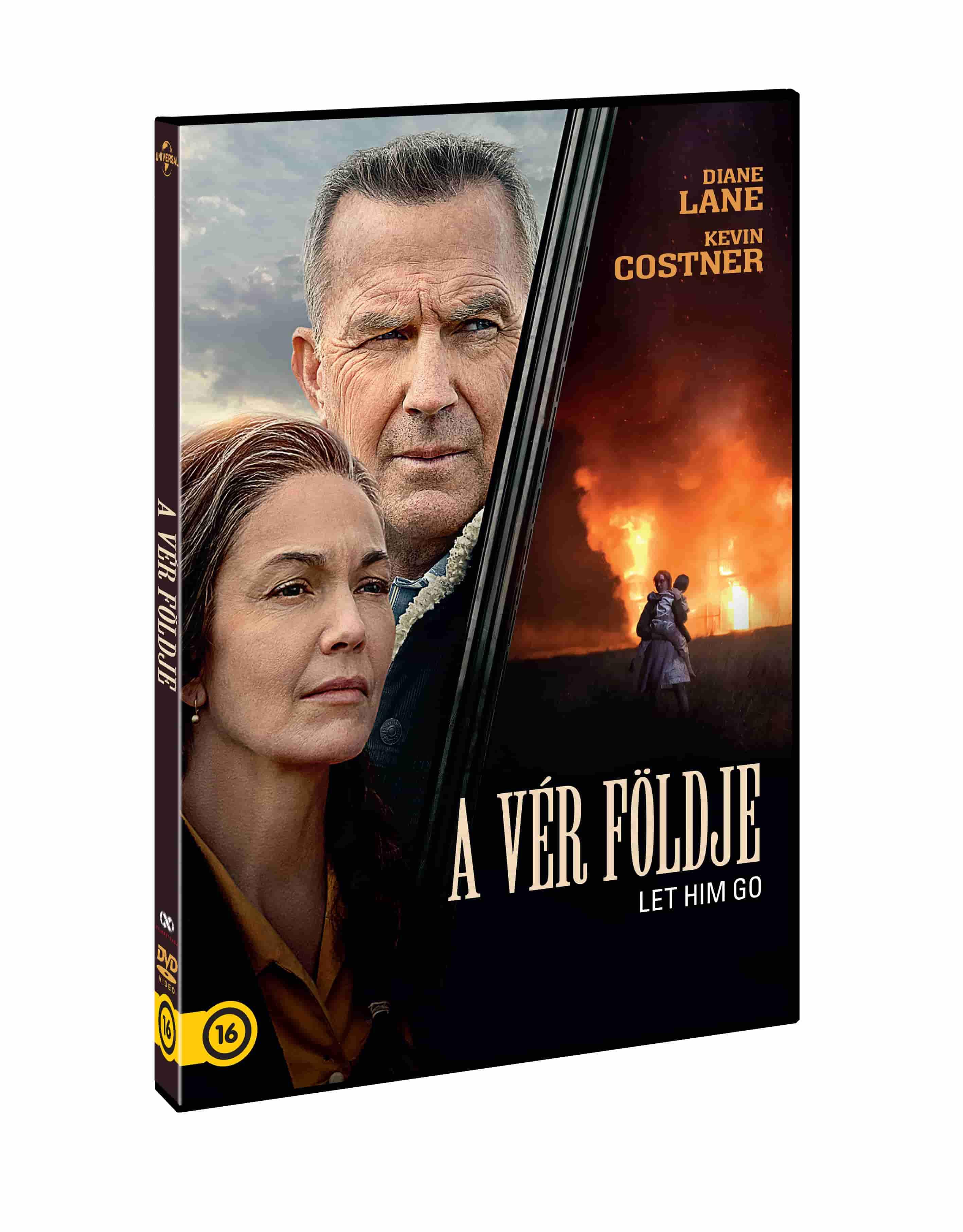 A vér földje - DVD