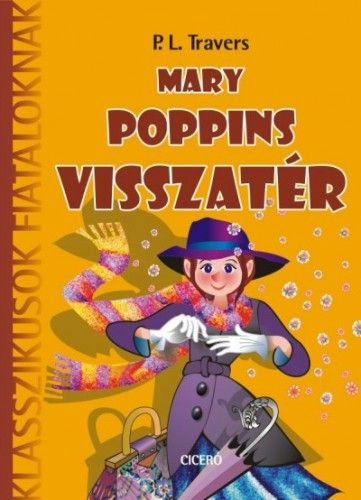 Mary Poppins visszatér - Pamela Lyndon Travers pdf epub