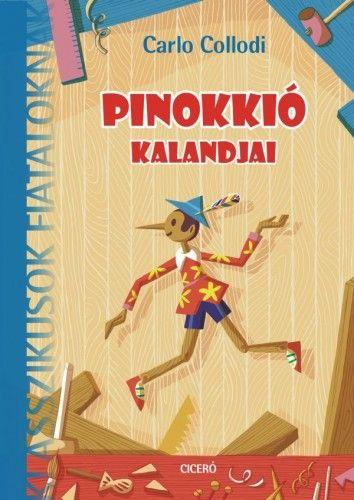 Pinokkió kalandjai - Carlo Collodi pdf epub