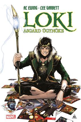 Loki, Asgard ügynöke