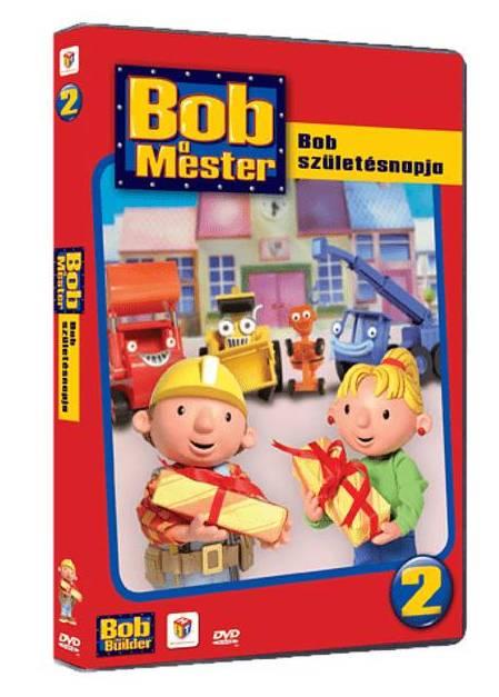 Bob a mester 2. - Bob születésnapja - DVD
