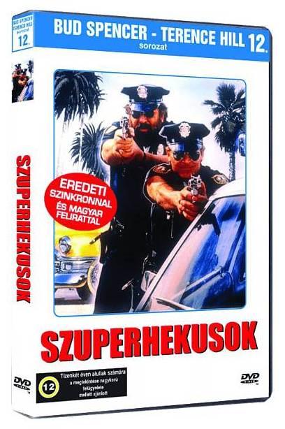 Szuperhekusok - DVD
