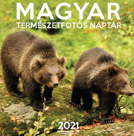 Magyar Természetfotós naptár 2021