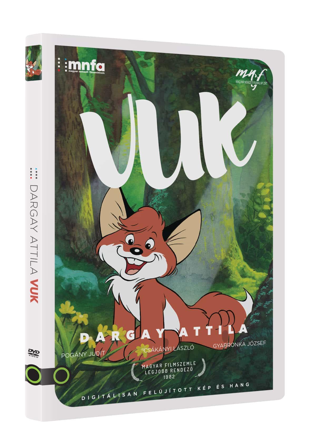 Vuk (MNFA kiadás) - DVD