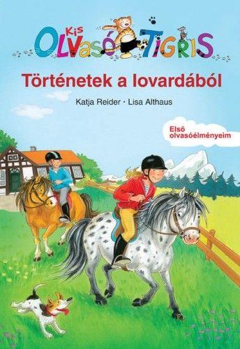 Történetek a lovardából - Katja Reider pdf epub