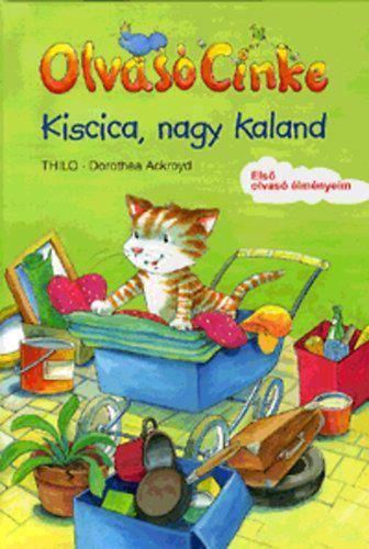 Olvasó Cinke - Kiscica, nagy kaland