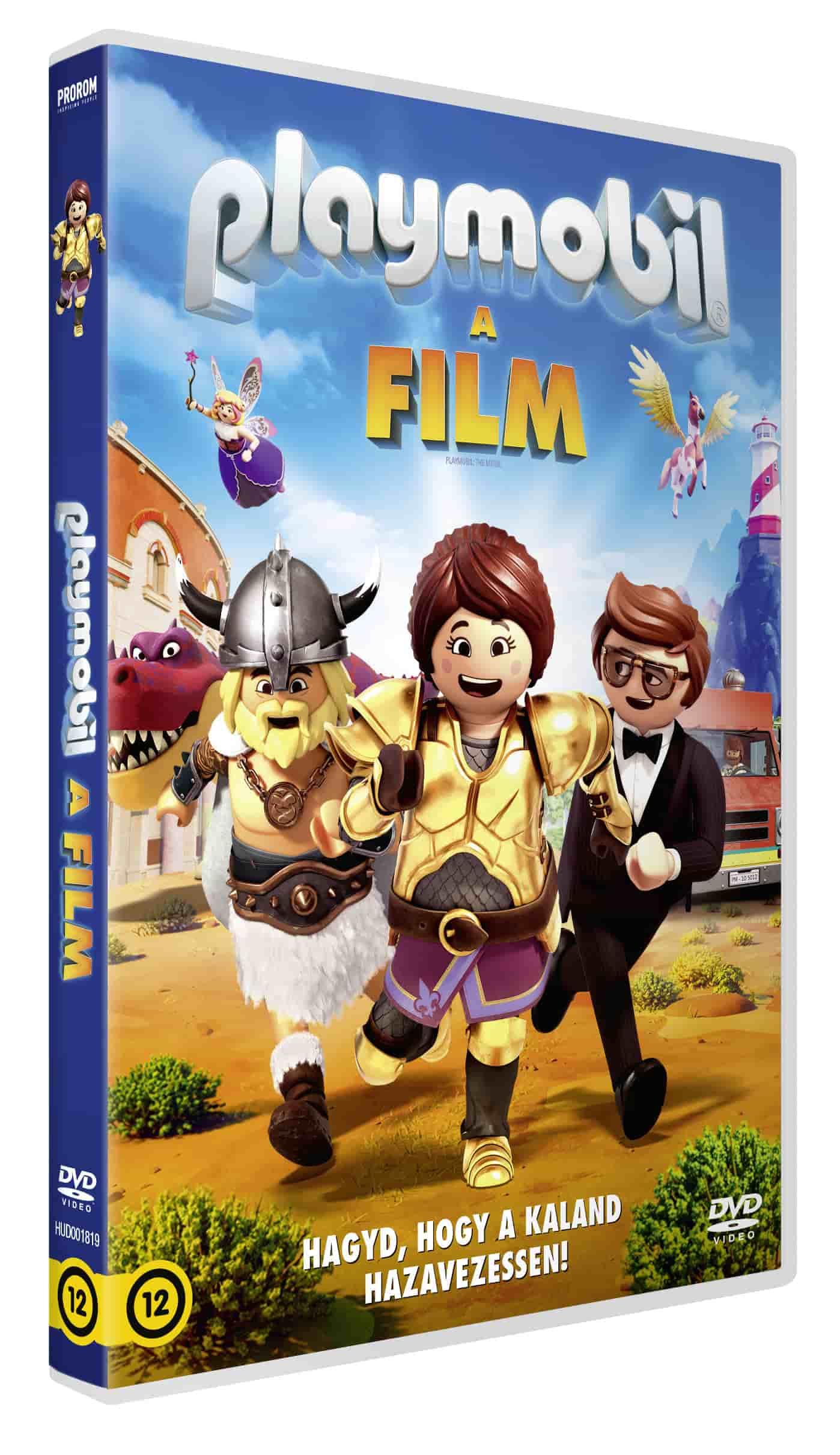 Playmobil: A Film - DVD