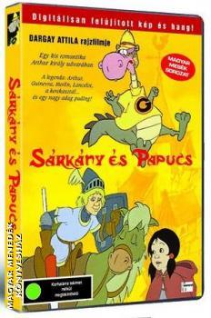 Sárkány és papucs - DVD