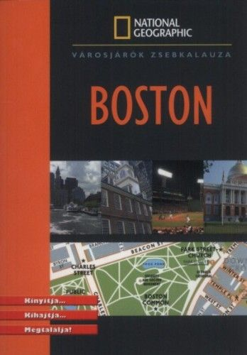 Boston - National Geographic zsebkalauz - Mollie Chen pdf epub