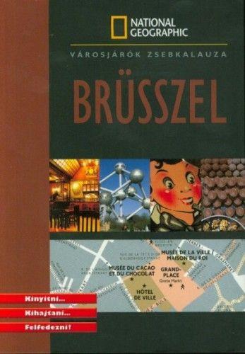 Brüsszel - National Geographic zsebkalauz