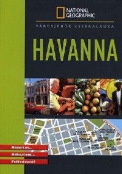 Havanna - National Geographic zsebkalauz
