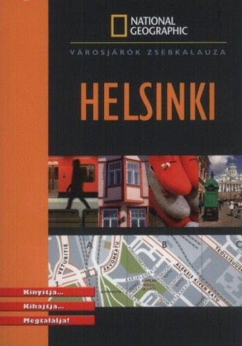 Helsinki - National Geographic zsebkalauz - Héléne Le Tac |