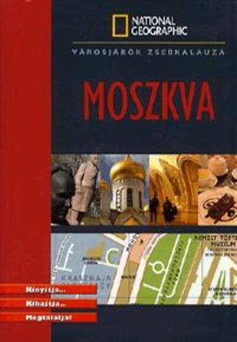 Moszkva - National Geographic zsebkalauz