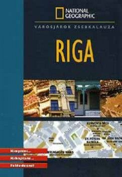Riga - National Geographic zsebkalauz - Assia Rabinowitz pdf epub