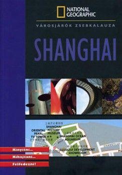 Shanghai - National Geographic zsebkalauz