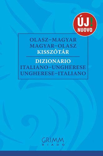 Olasz-magyar, Magyar-olasz kisszótár