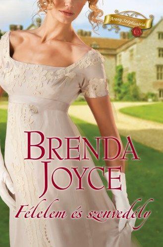 Félelem és szenvedély - Brenda Joyce pdf epub