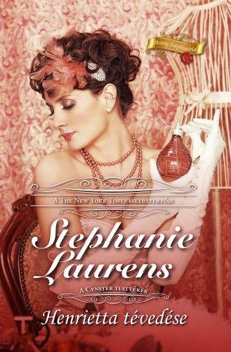 Henrietta tévedése - Stephanie Laurens pdf epub