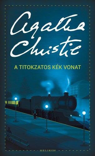 A titokzatos kék vonat - Agatha Christie pdf epub