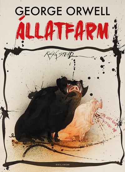 Állatfarm (illusztrált)