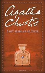 A hét számlap rejtélye - Agatha Christie |