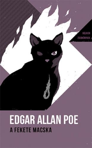 A fekete macska - Helikon Zsebkönyvek 3.