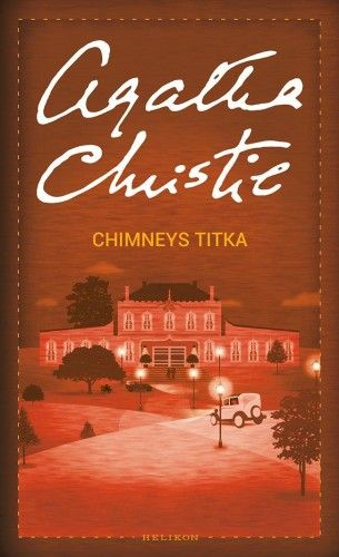 Chimneys titka - Agatha Christie pdf epub