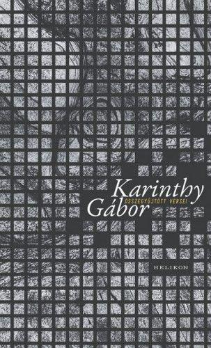 Karinthy Gábor összegyűjtött versei