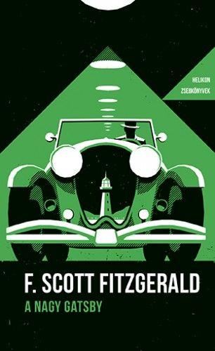 A nagy Gatsby - Helikon Zsebkönyvek 70.