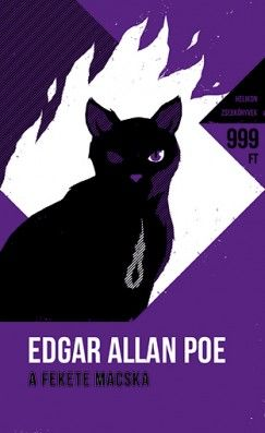 A fekete macska - És más történetek - Helikon zsebkönyvek 3.