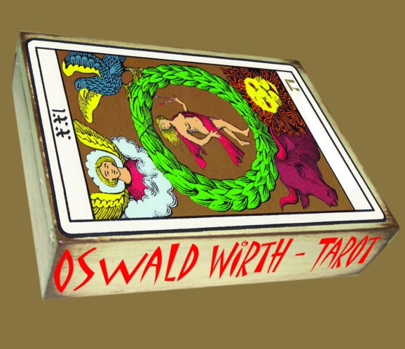 Oswald Wirth Tarot kártya -  pdf epub