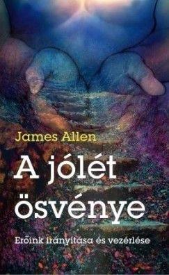 A jólét ösvénye - James Allen pdf epub