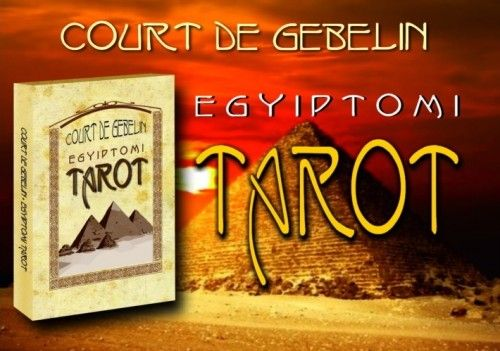 Court de gebelin Egyiptomi Tarot