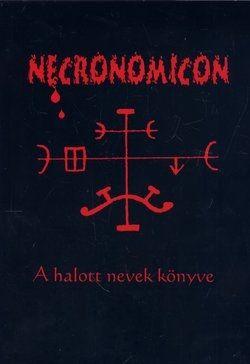 Necronomicon - A halott nevek könyve -  pdf epub