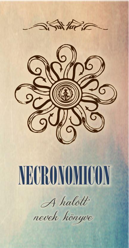 Necronomicon - A halott nevek könyve