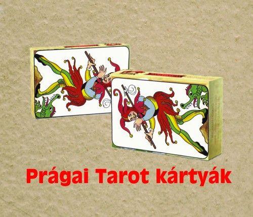 Prágai Tarot kártya