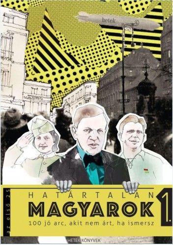 Határtalan magyarok 1. -  pdf epub