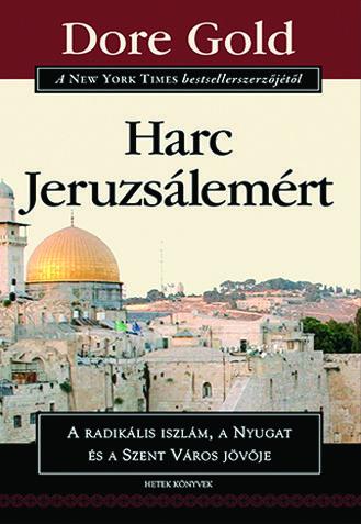Harc Jeruzsálemért - Dore Gold pdf epub