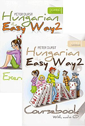 Hungarian the Easy Way 2.