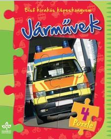 Járművek +4puzzle