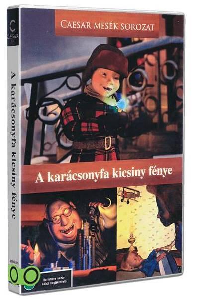 Karácsonyfa kicsiny fénye - DVD