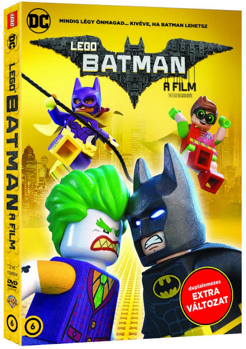 Lego Batman - A film - duplalemezes extra változat - 2 DVD