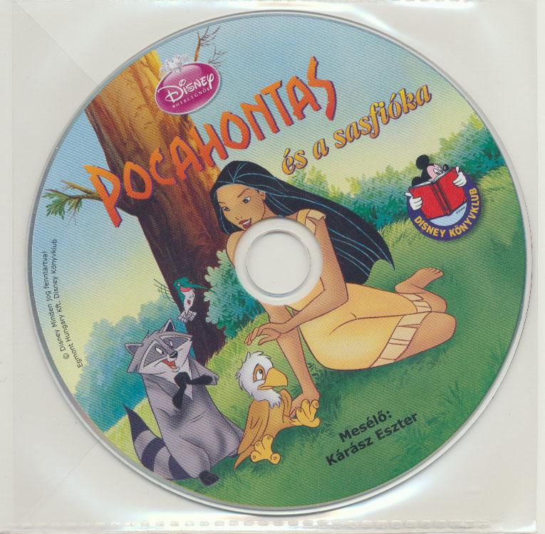 Pocahontas és a sasfióka - Hangoskönyv