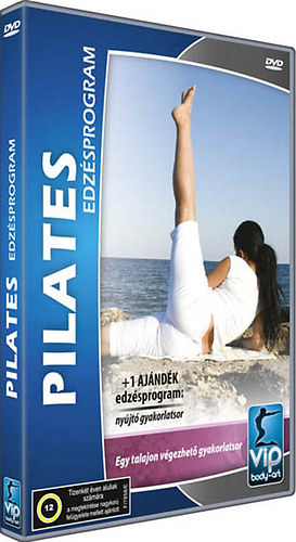 Pilates edzésprogram - DVD